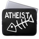 Pescados ateos manga portátil