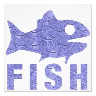 Pescados azules alegres fotografía