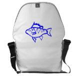 Pescados azules bolsas de mensajeria