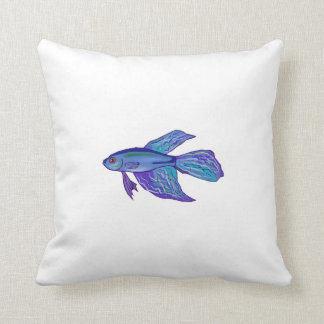 Pescados azules de Betta Almohadas