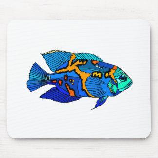 Pescados azules de Óscar Alfombrilla De Ratón