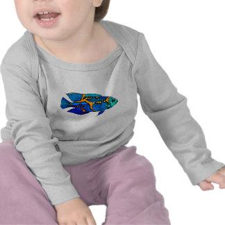 Pescados azules de Óscar Camisetas