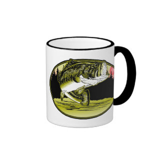 Pescados bajos taza de café