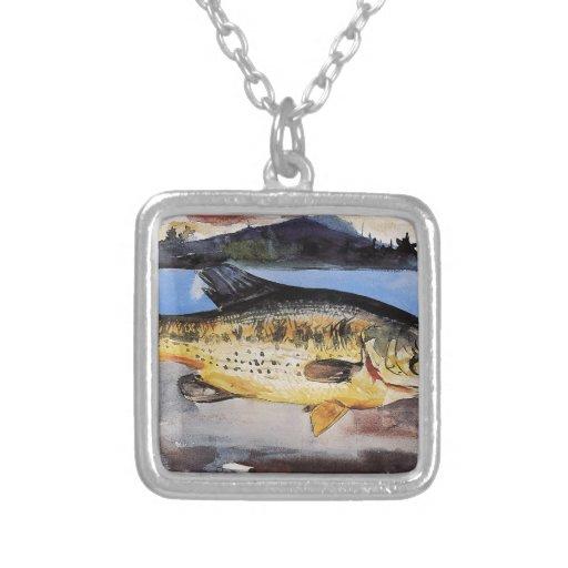 Pescados bajos Winslow Homer Grímpola