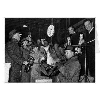 Pescados Band, 1962 de Fulton Tarjeton