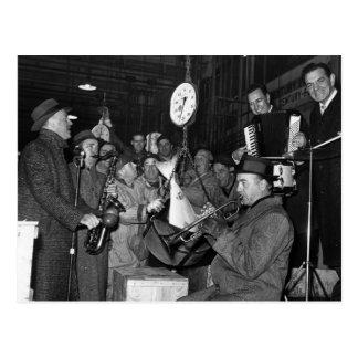 Pescados Band, 1962 de Fulton Postal