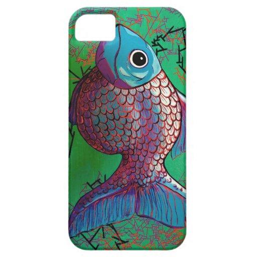 Pescados beta iPhone 5 Case-Mate funda