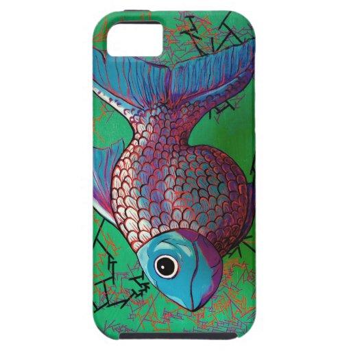 Pescados beta iPhone 5 protectores