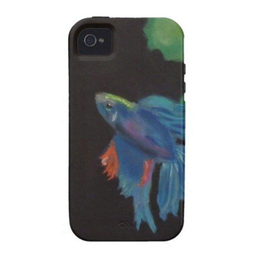 pescados beta vibe iPhone 4 carcasas