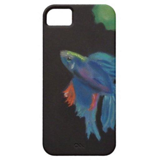 pescados beta iPhone 5 Case-Mate fundas