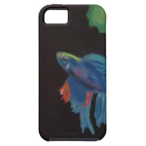 pescados beta iPhone 5 Case-Mate carcasas