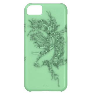 Pescados beta verdes carcasa iPhone 5C