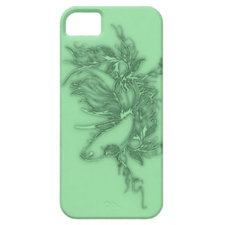 Pescados beta verdes funda para iPhone SE/5/5s