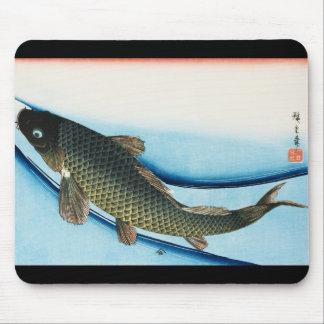 Pescados chinos alfombrillas de ratón