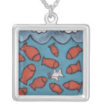pescados colgantes personalizados