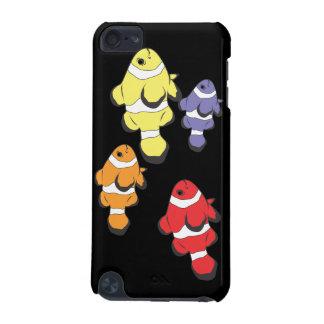 Pescados coloridos funda para iPod touch 5G