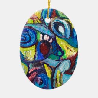 Pescados condenados al ostracismo (expresionismo ornamente de reyes