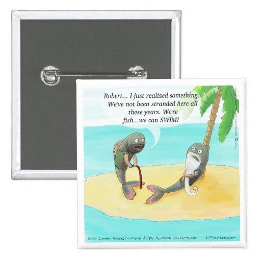 Pescados confusos divertidos pin