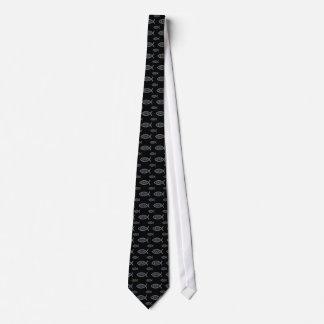 Pescados cristianos: Jesús - lazo negro Corbata Personalizada