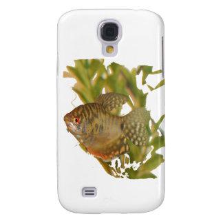 Pescados de agua dulce del Osphromemus gorami del  Funda Para Galaxy S4