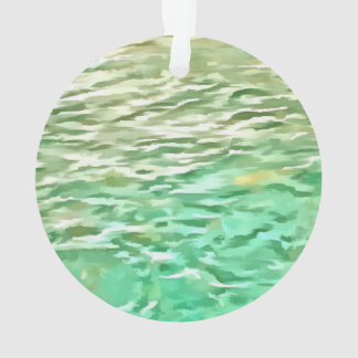 Pescados de alimentación en un lago