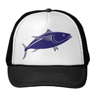 Pescados de atún de Bluefin Gorro De Camionero