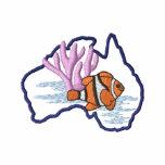 Pescados de Australia y del payaso