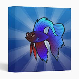 "Pescados de Betta del dibujo animado/pescados que Carpeta 1"""