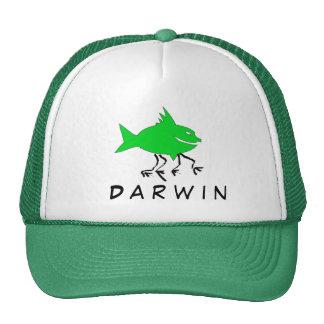 Pescados de Darwin Gorros Bordados