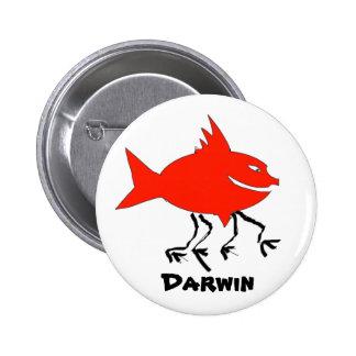 Pescados de Darwin Pin