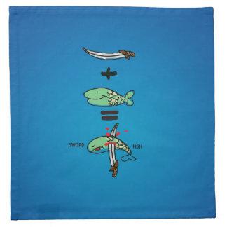 Pescados de espada verdes