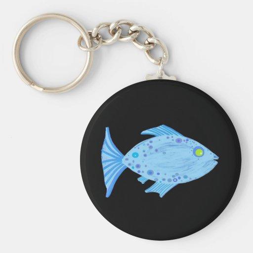 Pescados de Fred Llavero Personalizado