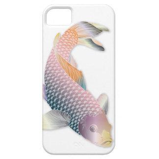 Pescados de Koi del arco iris - caso del iPhone 5 iPhone 5 Carcasas