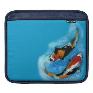 Pescados de Koi Fundas Para iPads
