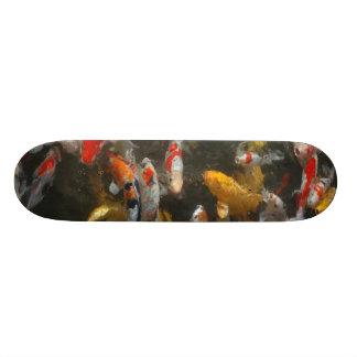 Pescados de Koi Skateboards