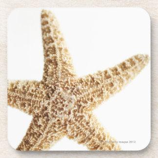 Pescados de la estrella posavasos de bebida