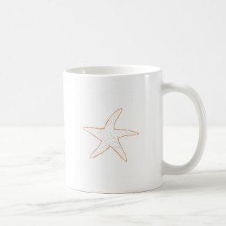 Pescados de la estrella taza