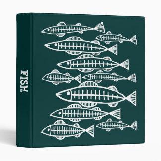 """Pescados de la radiografía - (el 1.0in) - II verde Carpeta 1"""""""