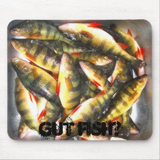 ¿Pescados de la tripa? Tapetes De Raton