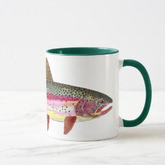 Pescados de la trucha arco iris