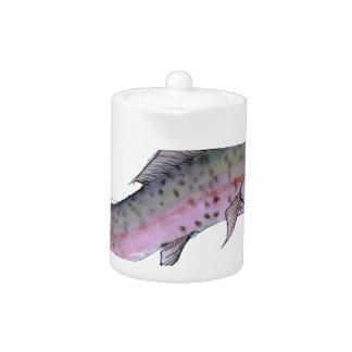 Pescados de la trucha arco iris, fernandes tony