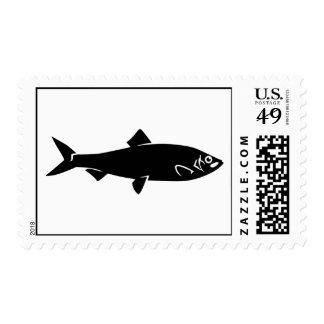 Pescados de los arenques sello