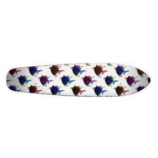 """Pescados de """"Rhonda camorrista"""" con actitud Skate Boards"""