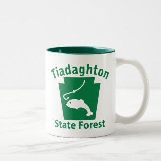 Pescados de Tiadaghton SF - Mgu Taza Dos Tonos