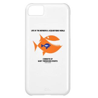 Pescados de Turducken del mundo de las fusiones y  Funda Para iPhone 5C