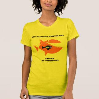 Pescados de Turducken del mundo de las fusiones y  Camisetas