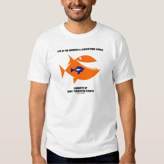Pescados de Turducken del mundo de las fusiones y Poleras