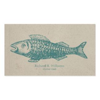 Pescados de Viantage Tarjetas De Visita