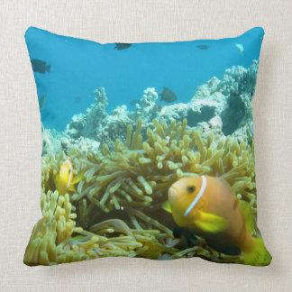 Pescados del acuario almohada