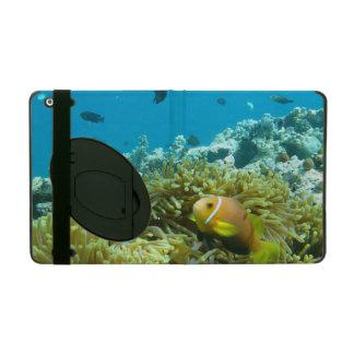 Pescados del acuario iPad funda